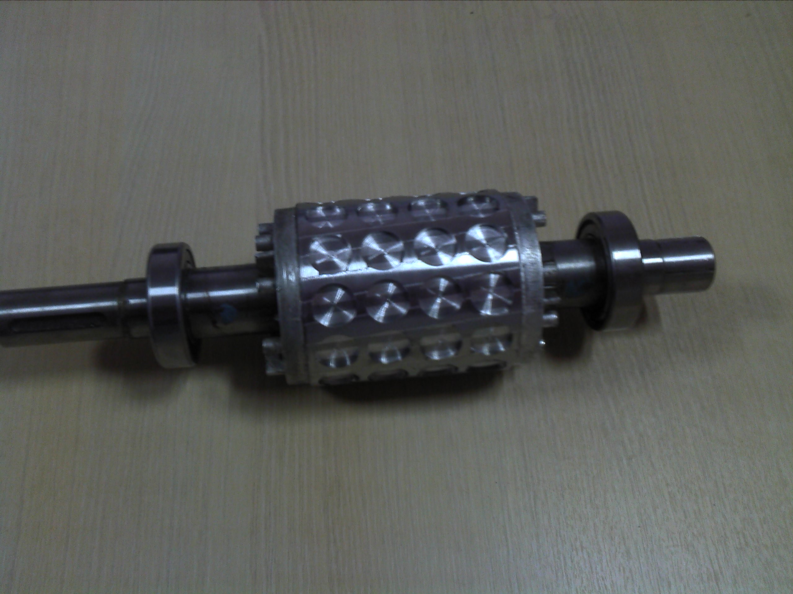 Modificare motor trifazat in generator