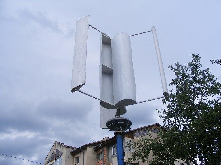 generator flux axial
