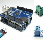 VAWT monitorizare parametri functionare cu Arduino