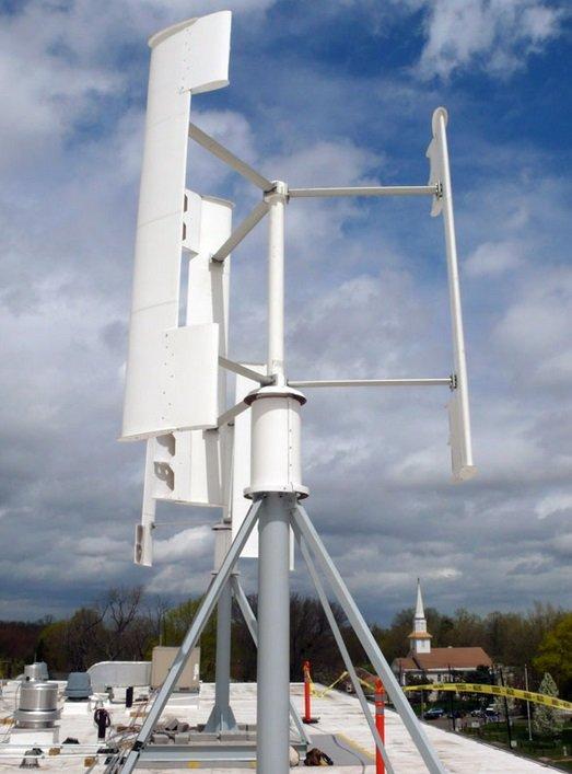 H-rotor Windspire 4.0