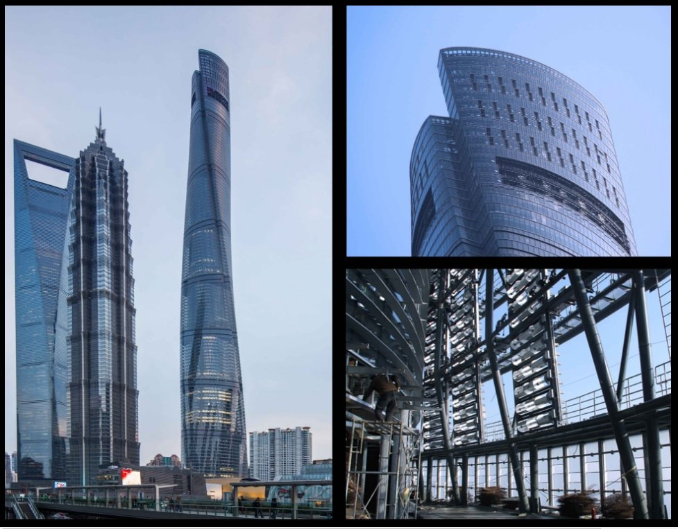 SHANGHAI TOWER windpods